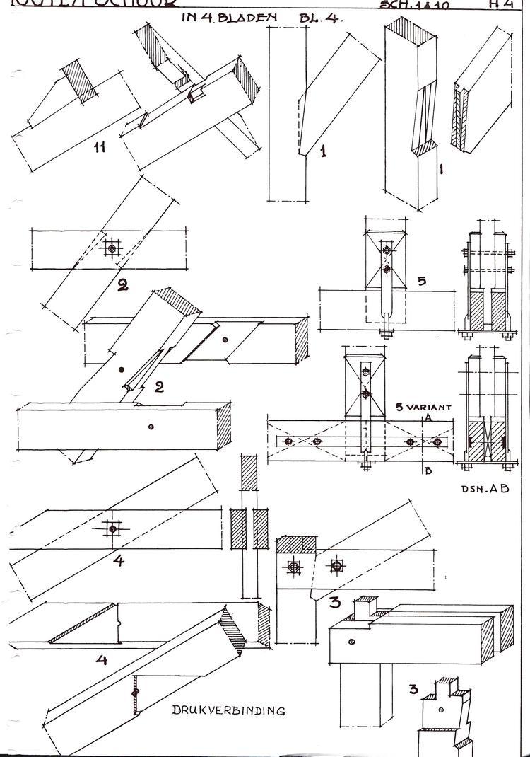 Houtskeletbouw Bouwkundig Detailleren Details Bouwkunde