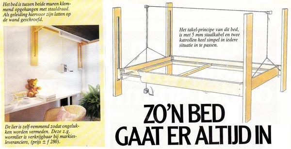 Interieur slaapkamer: Bouwkundig detailleren - details bouwkunde.
