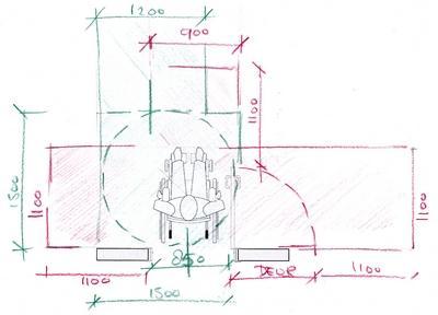 De ingang van de woning: Bouwkundig detailleren - details bouwkunde.