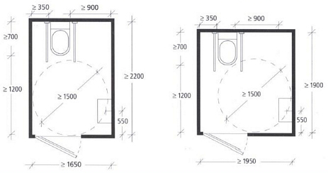 Voorkeur Sanitair en bouwbesluit, etc: Bouwkundig detailleren - details JP07
