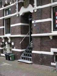 Stijgpunten trapdetails metaal bouwkundig detailleren details bouwkunde - Metalen trap ...